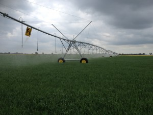 Eagle i United States manufactured T-L Irrigator Systems